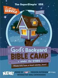 God's Backyard Bible Camp VBS 1