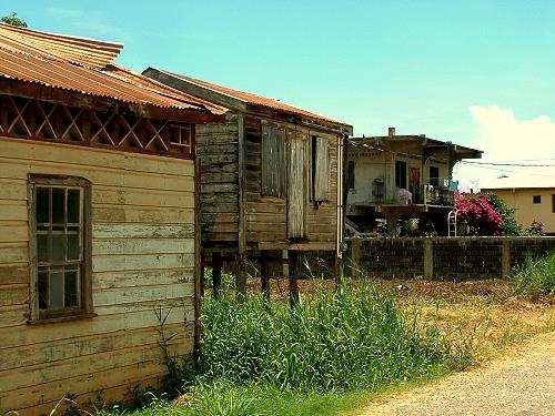 Belize Dangriga Homes