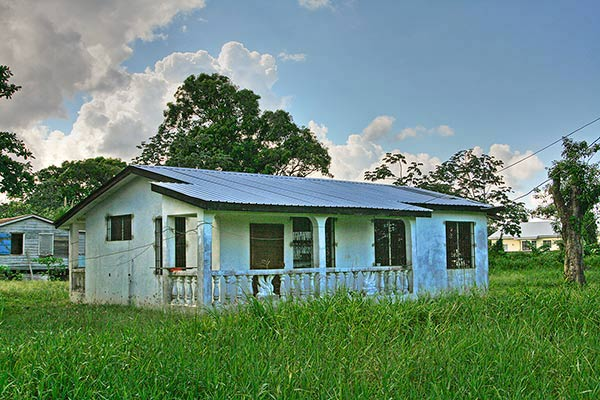 Belize Dangriga home