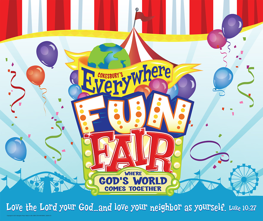 Everywhere Fun Fair Logo 3