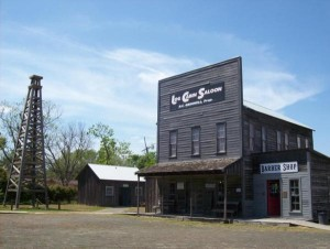 Spindletop Saloon - Beaumont Museum