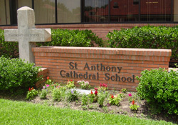 St. Anthony School Beaumont Tx