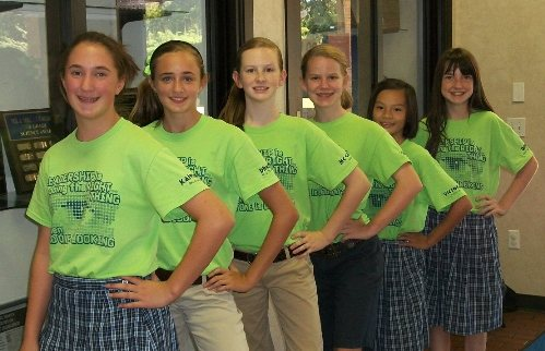 St. Mary's student council 2012-13 500