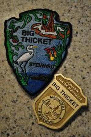 big thicket badges