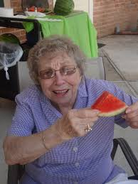 Watermelon social hosted by Calvary Beaumont Senior Ministry