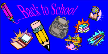 Back to School Orange TX, back to school Bridge City TX, back to school Orange County TX, back to school SETX, back to school Southeast Texas,