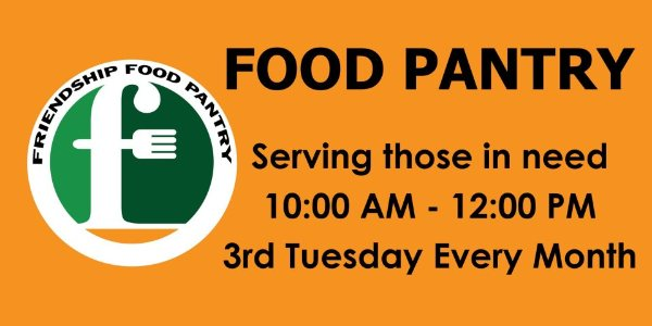 Friendship Baptist Church Food Pantry Third Tuesdays SETX Church Guide