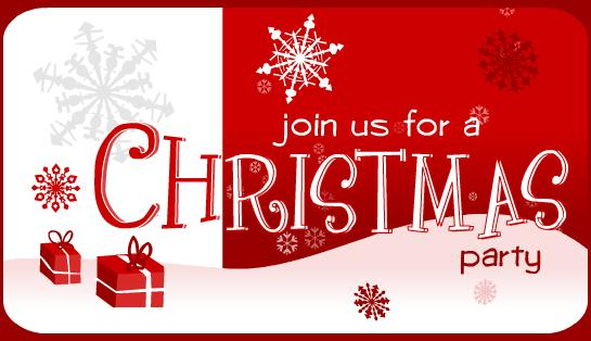 Christmas Party Join Us