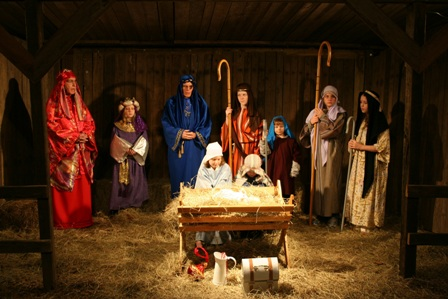 Live Nativity North Orange