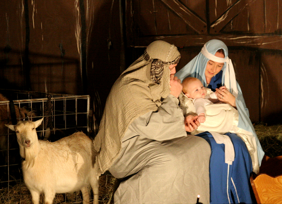 Live Nativity Buna Tx, Christmas events Buna