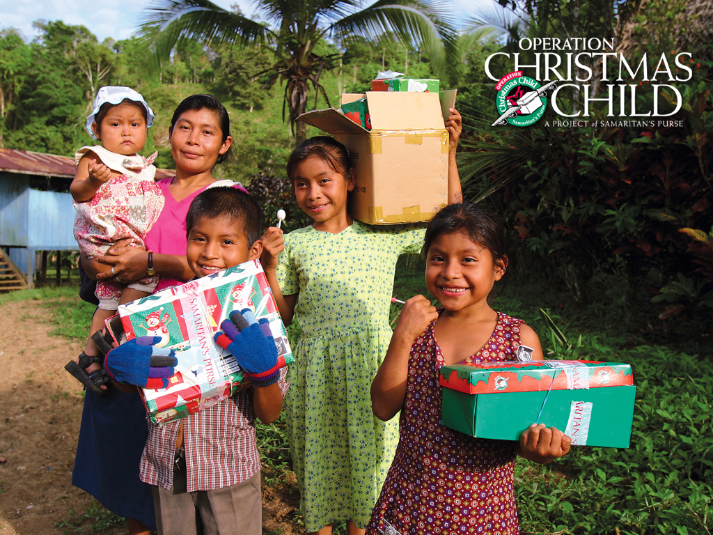 Operation Christmas Child SETX larger
