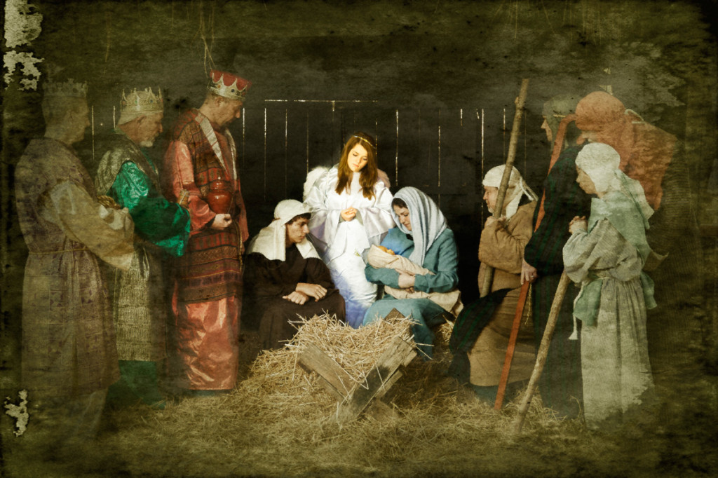 live nativity Hardin County