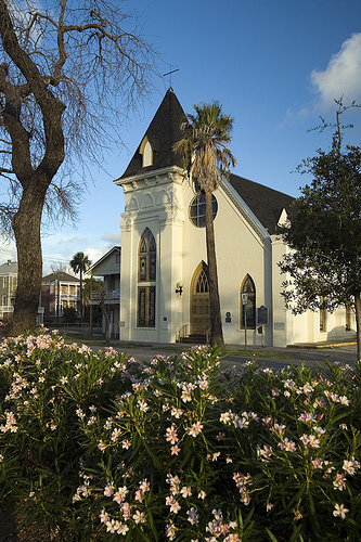 Galveston Sacred Places Reedy African Methodist