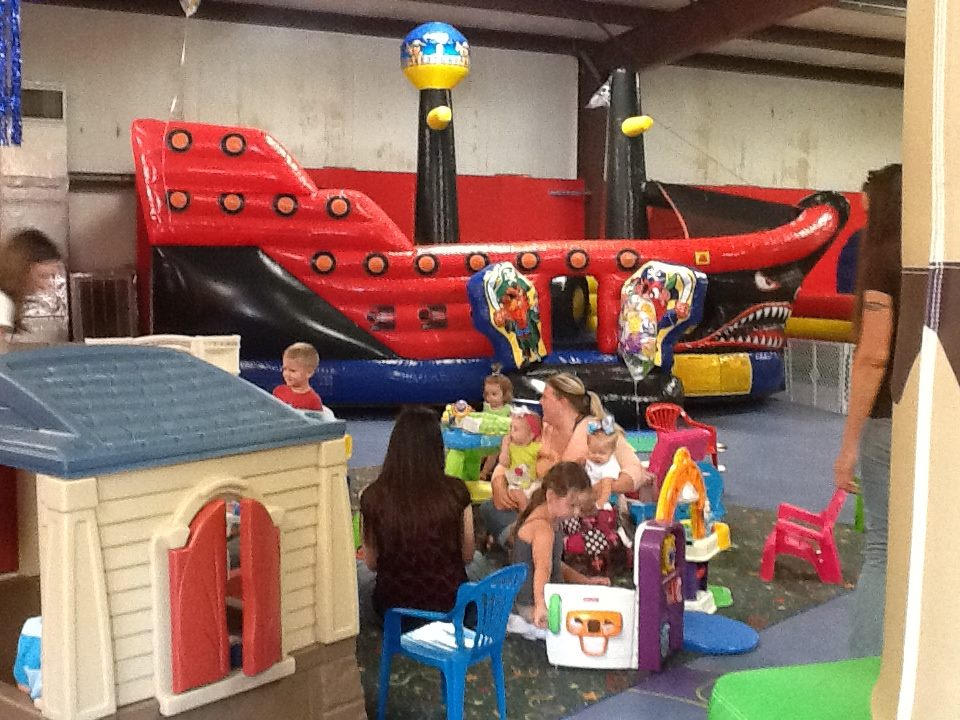 Jungle Jump Zone Lumberton Birthday Party 7