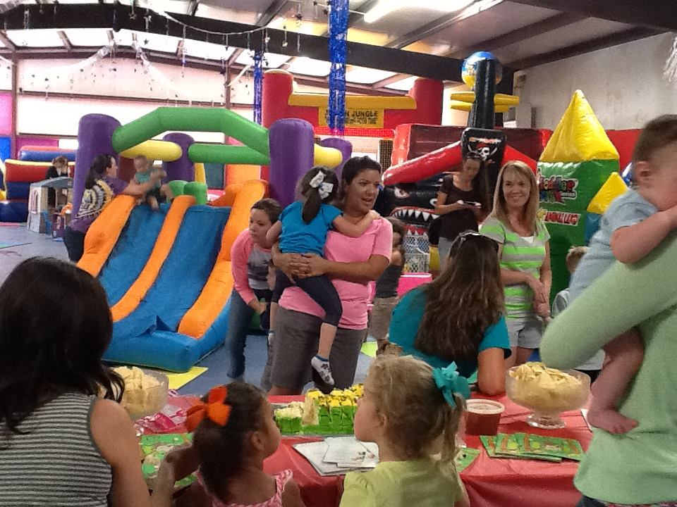 Jungle Jump Zone Lumberton Birthday Party 8