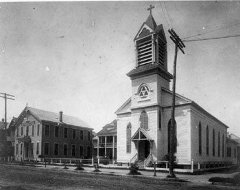 St. Joseph Church Galveston