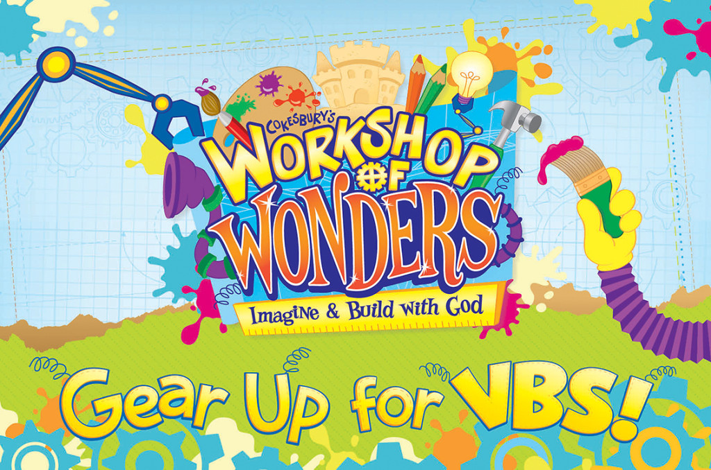 Workshop of Wonders Silsbee VBS