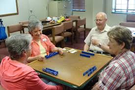 Mid County Senior Activity