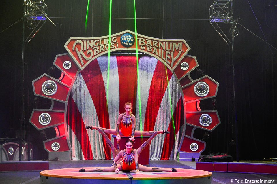 Ringling Brothers Super Circus Beaumont Tx