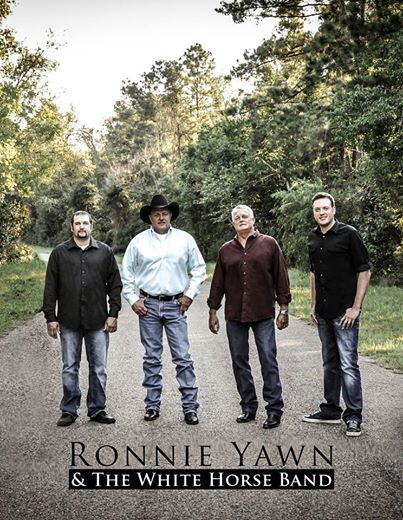 Ronnie Yawn & The White Horse Band Silsbee Tx