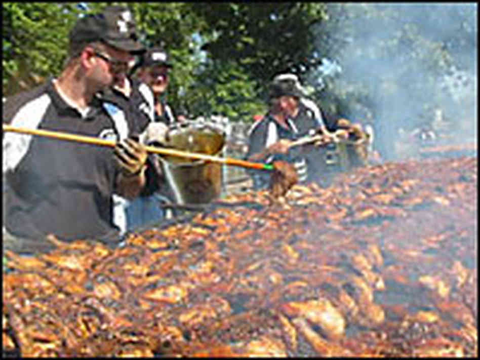 barbecue fundraiser beaumont church