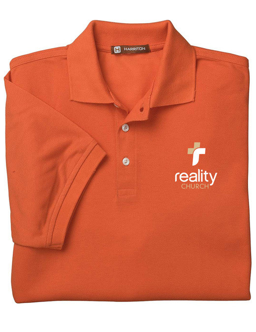 Rad Graphics Southeast Texas Church Polo Shirt