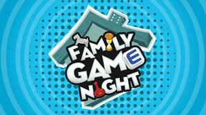 Southeast Texas family game night