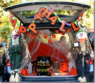 Trunk or Treat SETX Church