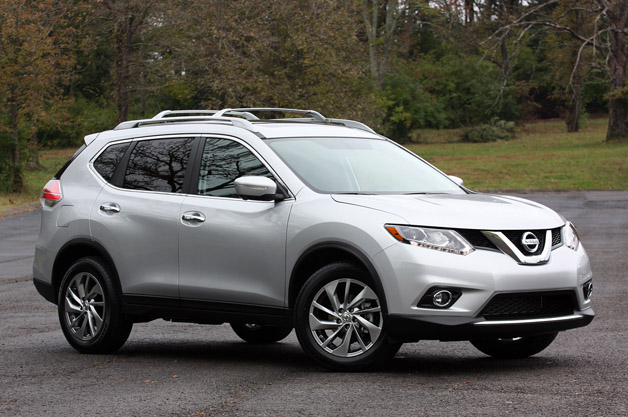 Silsbee Nissan Presents A Rogue That Is Happy To Go To