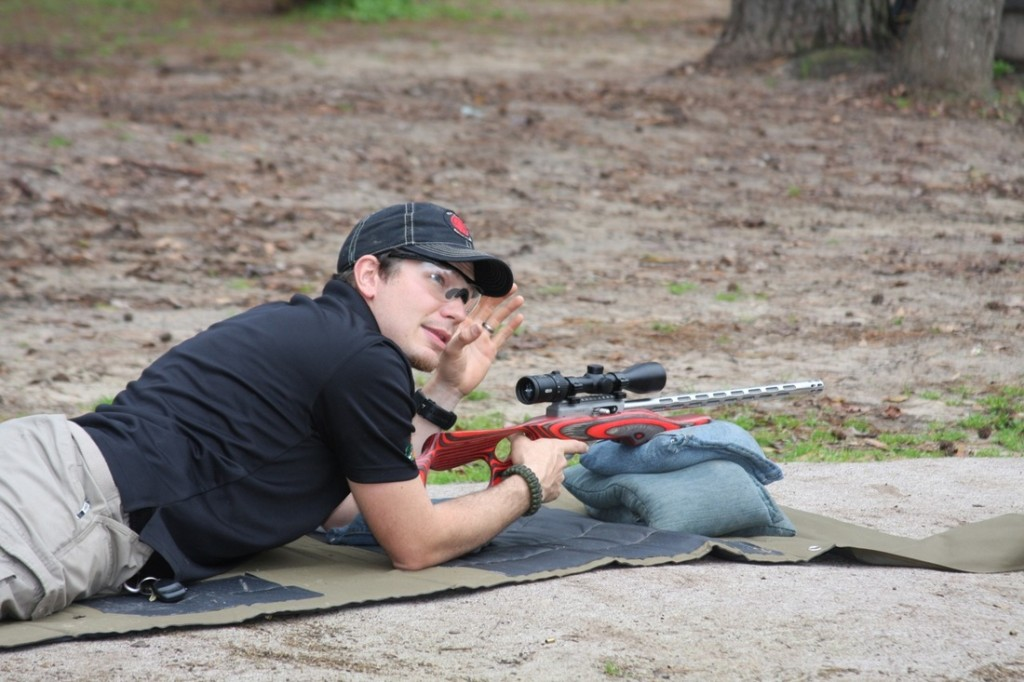 Camp His Way Marksmanship Camp SETX Youth Ministry