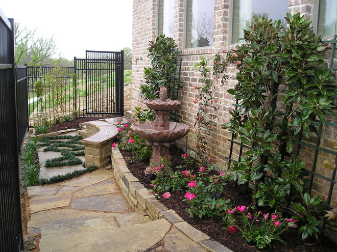 Church Landscaping Beaumont Texas, landscaping Southeast Texas, SETX landscaping company, commercial landscaping Vidor
