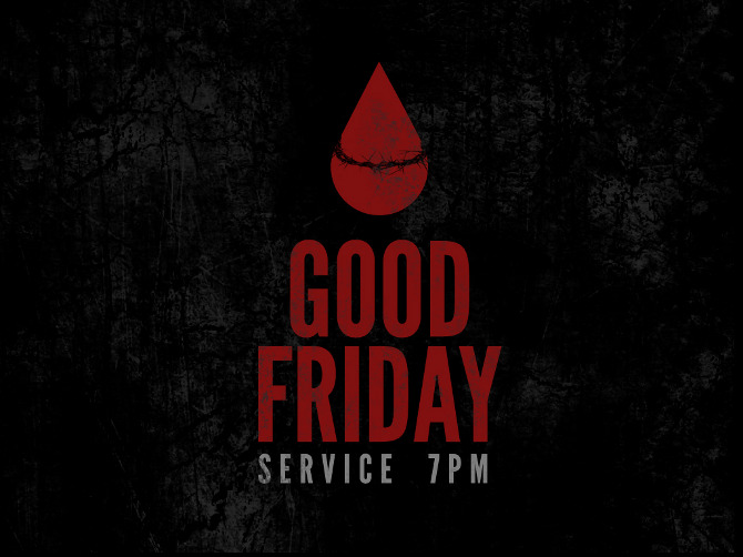 Good Friday Service Orange Tx