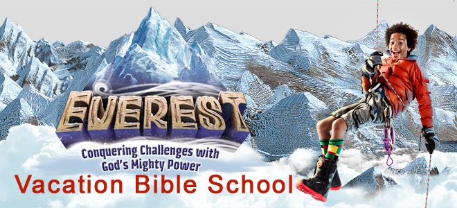 Everest VBS 2015 Tyler County Tx