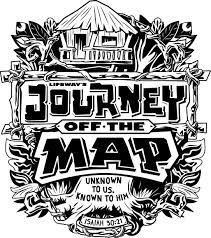 Journey Off the Map 2015 VBS Beaumont Texas
