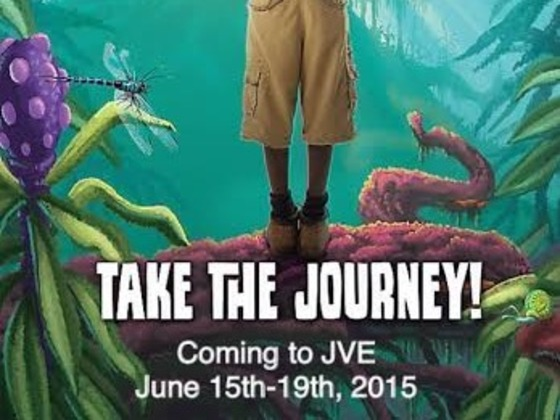 Journey Off the Map 2015 VBS First Baptist Silsbee