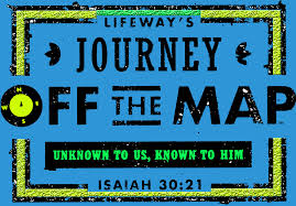 Journey Off the Map VBS Orange Texas
