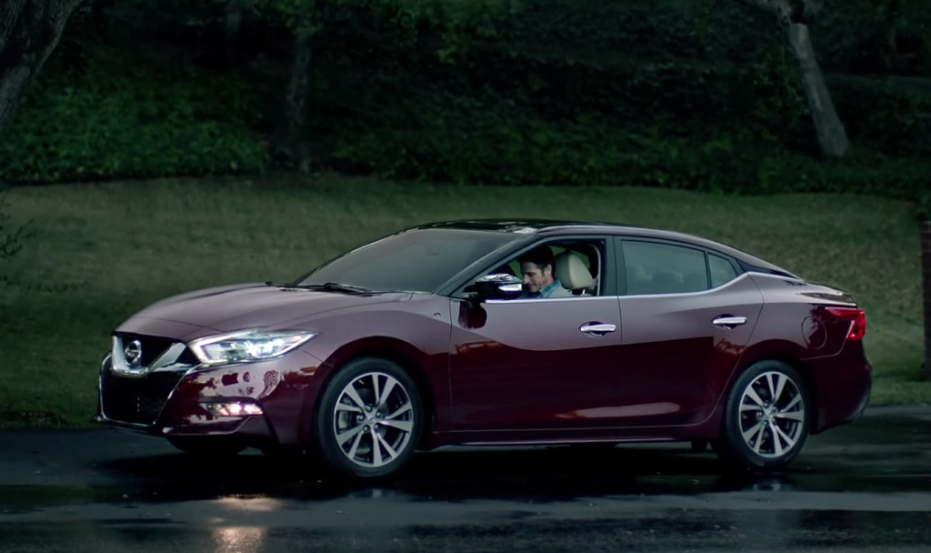 2016 Nissan Maxima Beaumont area