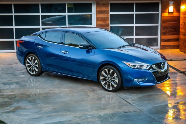 2016 Nissan Maxima Review Beaumont Texas