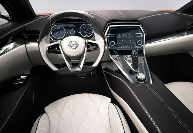 2016 Nissan Maxima Golden Triangle