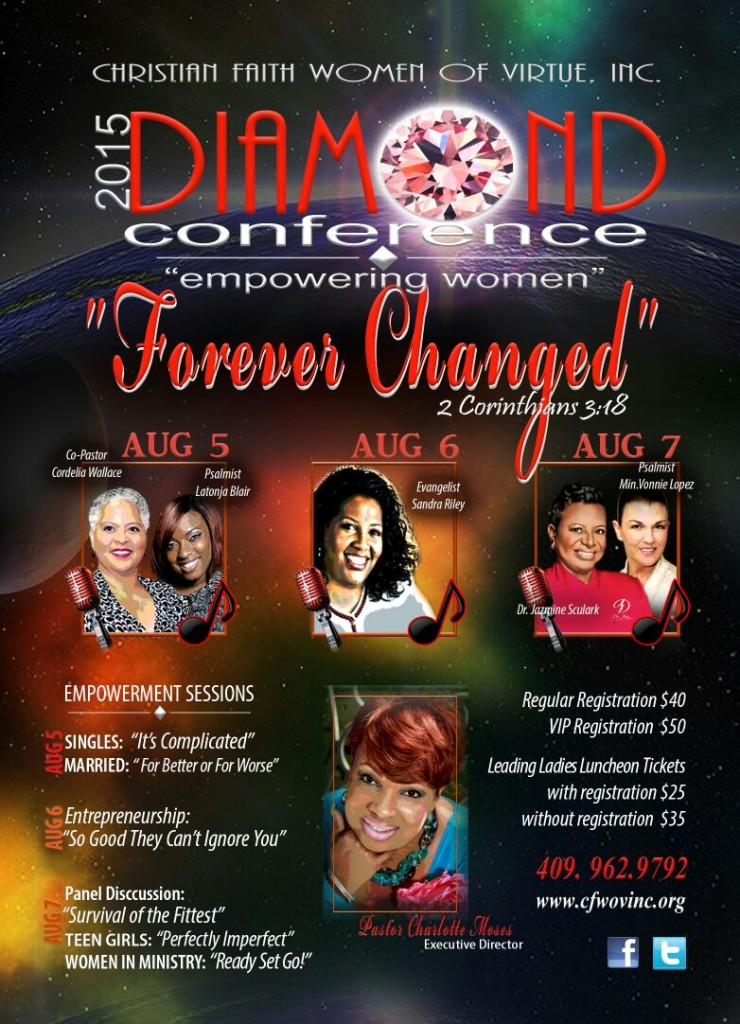 Diamond Conference Southeast Texas