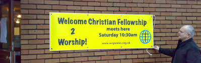 Beaumont church banners