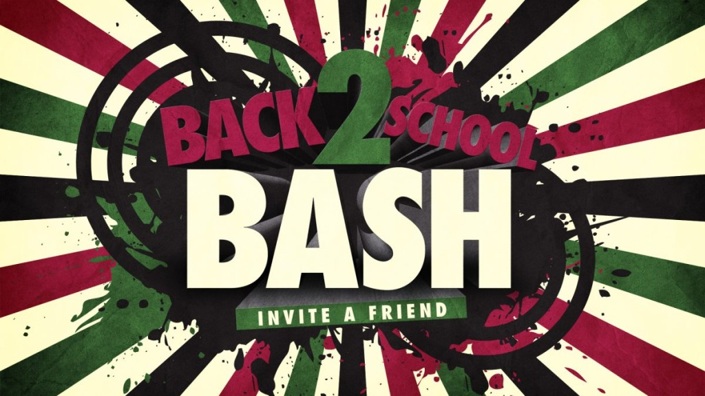 Back to School Bash Wildwood Baptist Church Village Mills Tx
