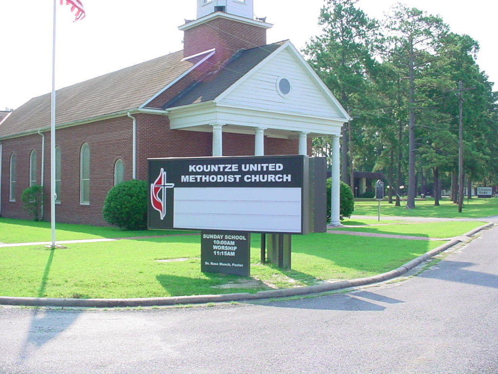 church sign company Mauriceville, church signs Port Arthur, church sign shop Crystal Beach TX