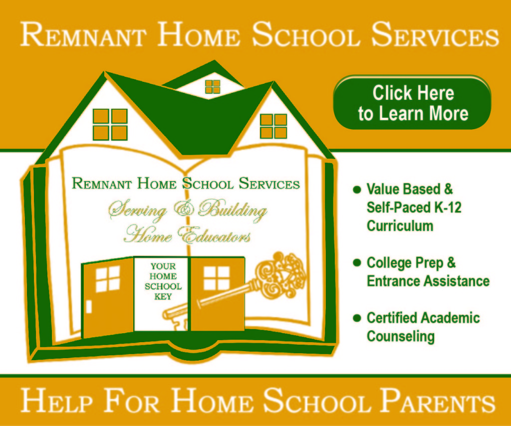 Remnant Home School Services Southeast Texas