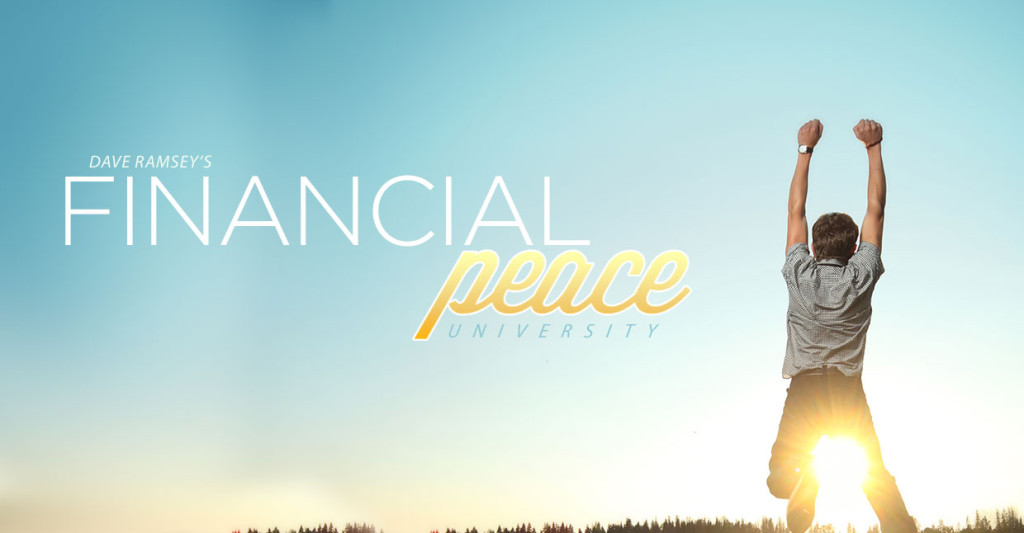 Dave Ramsey Financial Peace University Lumberton Tx church