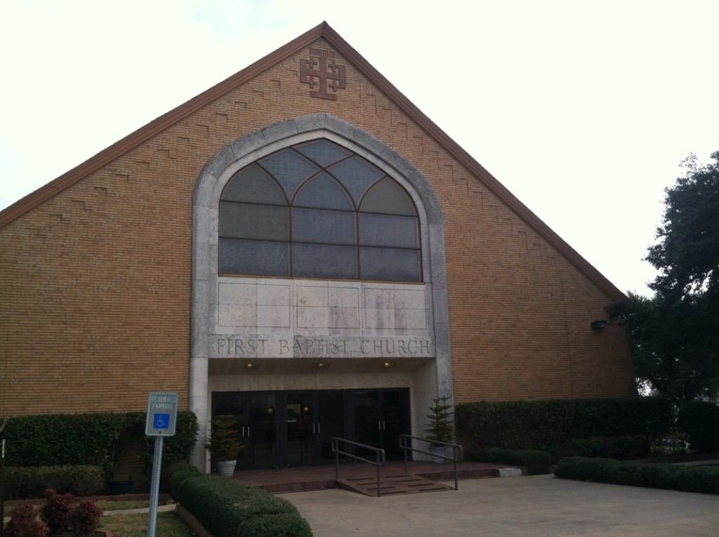 First Baptist Church Groves Tx