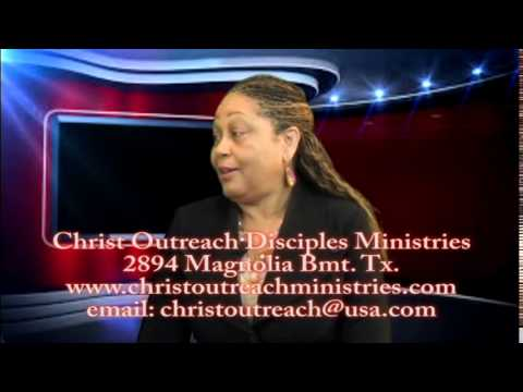 Dr. Alberta Landry Christ Outreach Ministry Beaumont TX