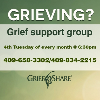 Grief Support Southeast Texas
