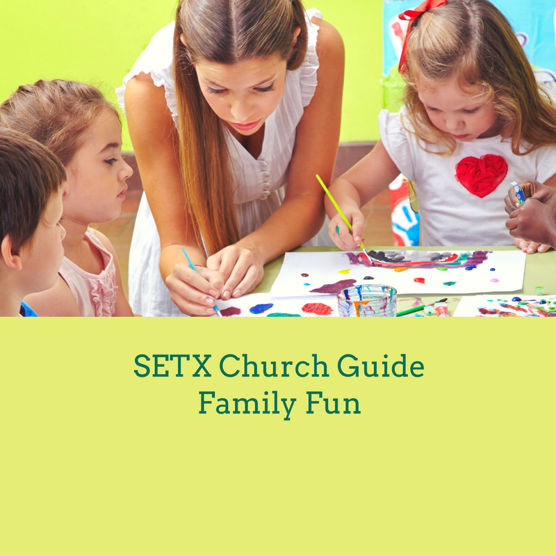 family activities Southeast Texas, family activities Beaumont TX, family events SETX, family calendar Golden Triangle