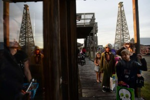 Spindletop Spookfest, Beaumont Halloween, Trick or Treat Southeast Texas